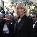 Southend Standard: Uma Thurman presides over Un Certain Regard prize ceremony at Cannes