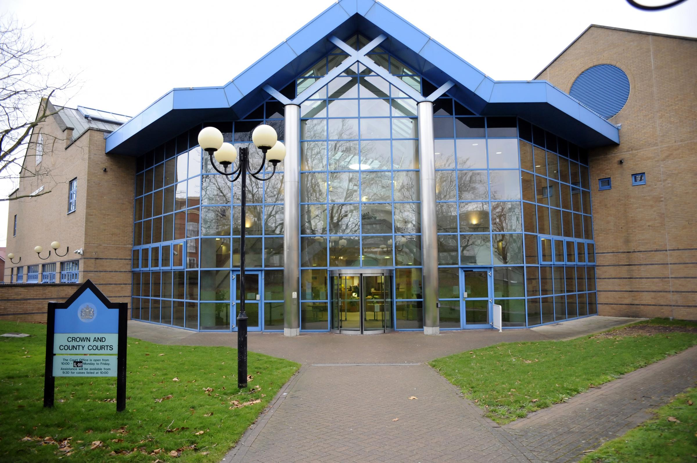 Trial- Basildon Crown Court