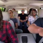 Southend Standard: Foo Fighters rock out with James Corden in Carpool Karaoke (The Late Late Show with James Corden YouTube)