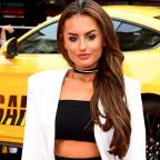 Southend Standard: Love Island's Amber Davies 'not shocked' about Jess and Dom's engagement (Ian West/PA)