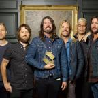 Southend Standard: Foo Fighters top charts with new album Concrete and Gold (Danny North/Official Charts Company/PA)