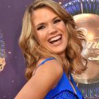 Southend Standard: Strictly's Charlotte Hawkins: I'll show more leg to distract from my moves (Matt Crossick/PA)