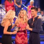Southend Standard: Strictly stars deal with nerves and sleepless night ahead of first live show (Guy Levy/BBC/PA)