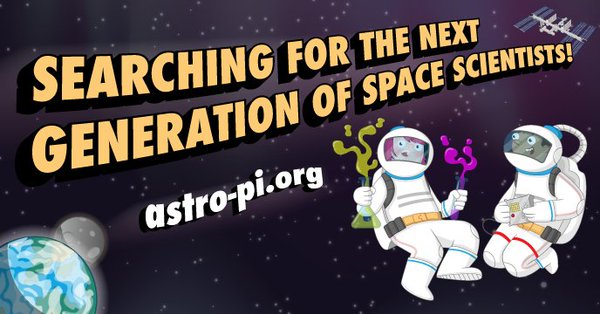 Coding workshop for future space scientists