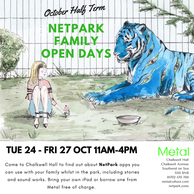 NetPark Family Open Days at Half Term