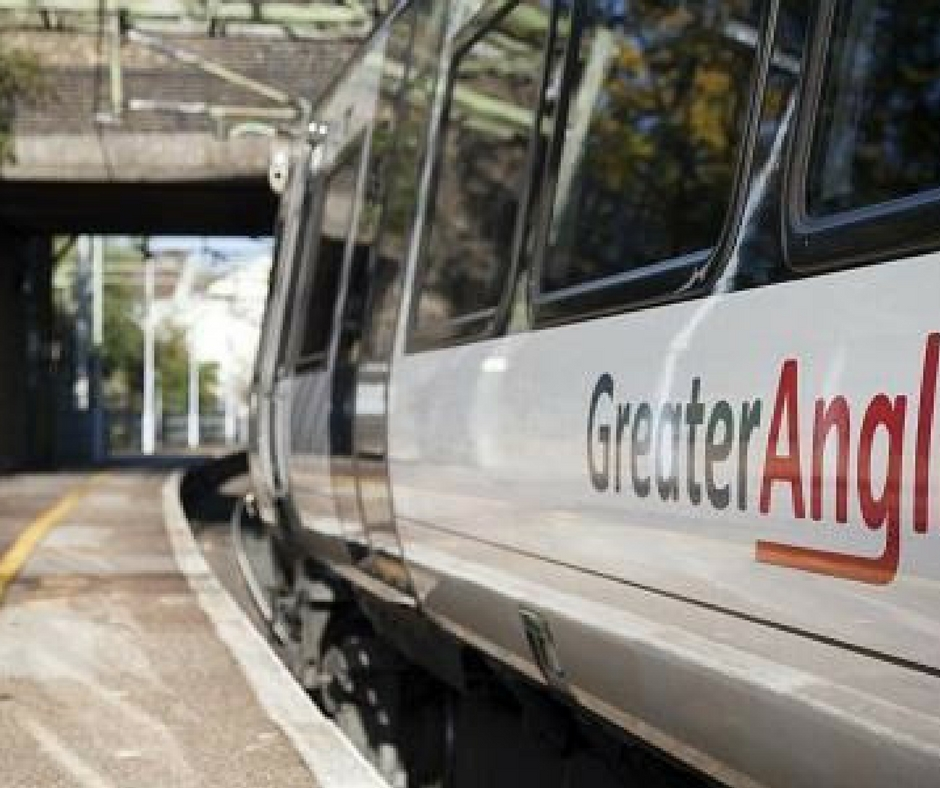 Overhead line problems causing problems on trains