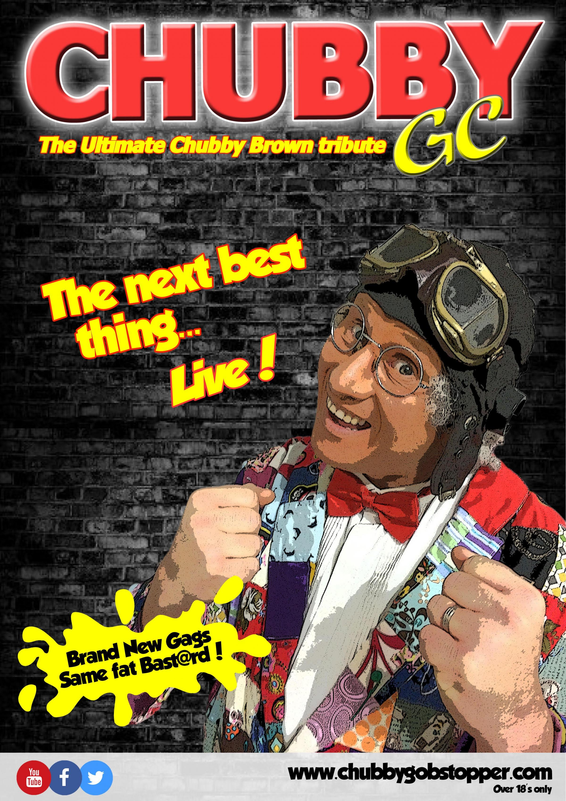 Roy Chubby Brown Tribute Night