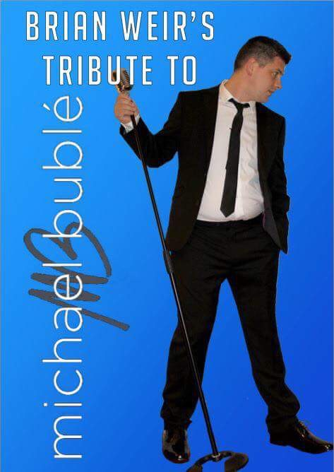 Brian Weir's tribute to Michael Buble and Motown