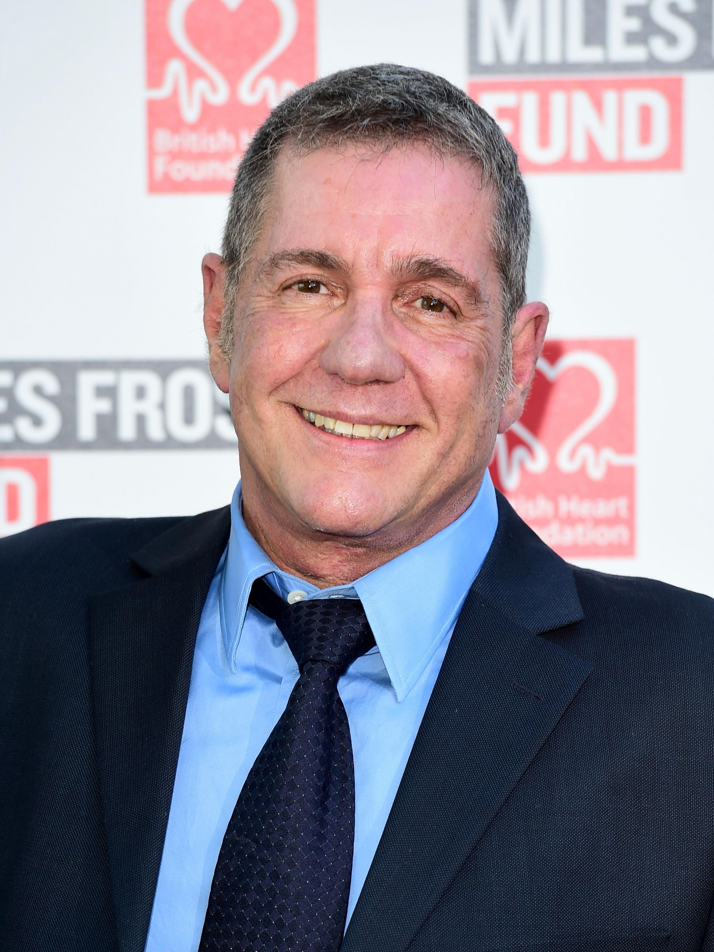 File photo dated 18/07/16 of Dale Winton attending the Frost Summer Party Fundraiser in London. The presenter has died at the age of 62, his agent has said. PRESS ASSOCIATION Photo. Issue date: Thursday April 19, 2018. See PA story DEATH Winton. Photo cre