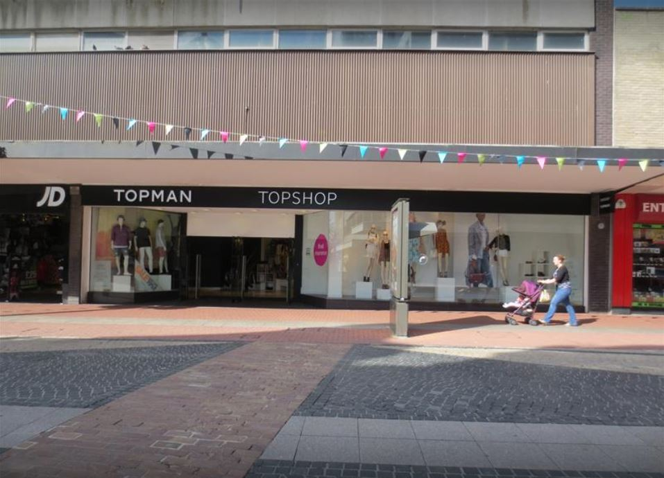 Other shops feeling the strain as Top Shop announced closures