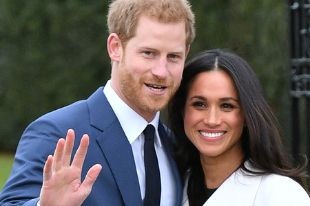 Are you getting married the same day as Prince Harry and Meghan Markle?