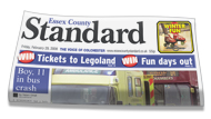 Southend Standard: Essex County Standard