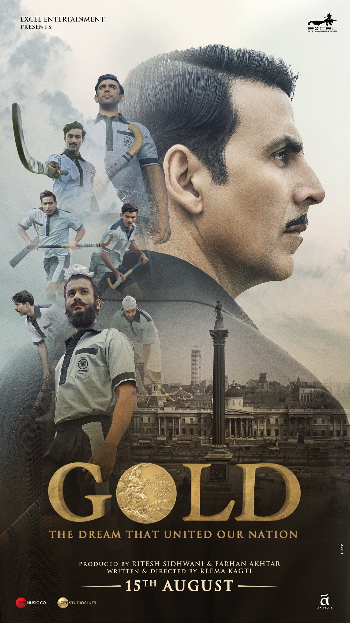 Stand Up for GOLD: New sports drama recounts independent India's first Olympic victory