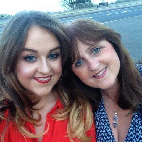 Southend Standard: Loved - Charlotte Brown with mum Roz Wicken