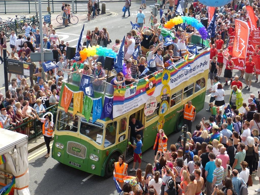 Pride - a Pride Parade will be held in Southend