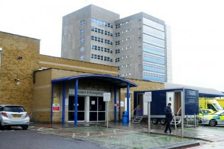 back room merger - hospital staff will be based in Southend