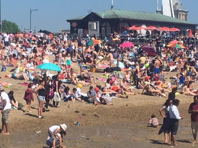 Reader letter: Enjoy Southend as a tourist for the day