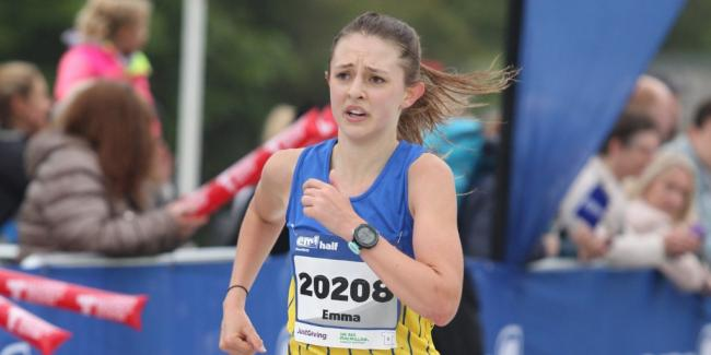 Proud - Emma Houchell will represent England in France