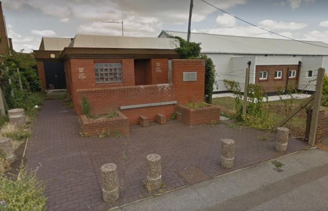 Toilet block a 'hotbed of drugs and rough sleepers'