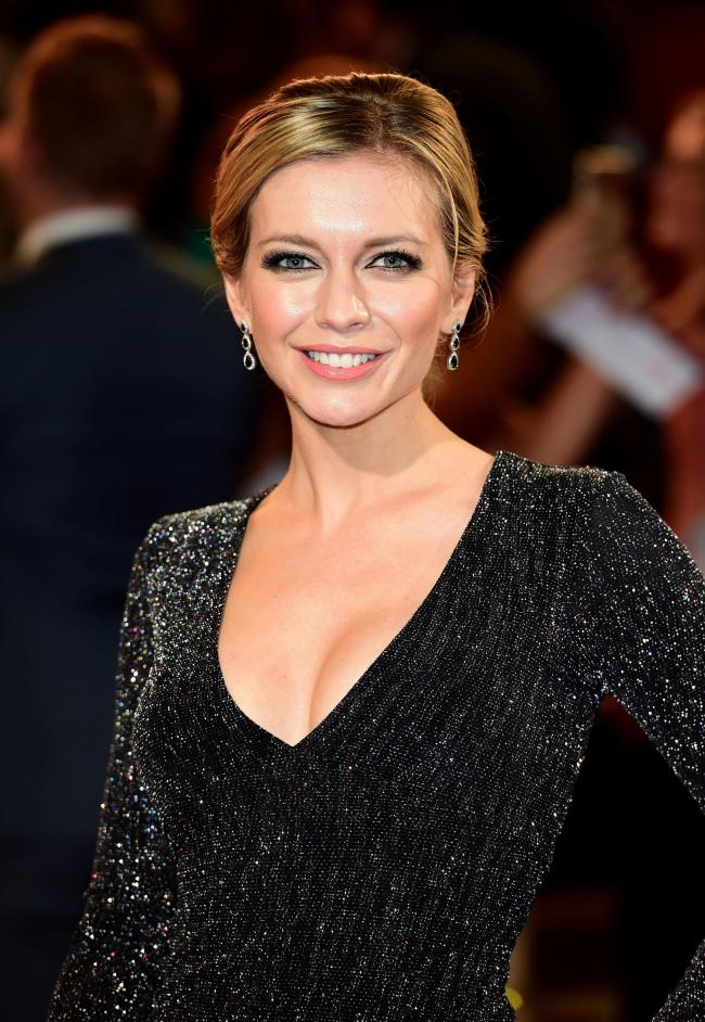 PA File Photo of Rachel Riley at a gala in 2015. See PA Feature TOPICAL Wellbeing Rachel Riley. Picture credit should read: Ian West/PA Photos. WARNING: This picture must only be used to accompany PA Feature TOPICAL Wellbeing Rachel Riley..