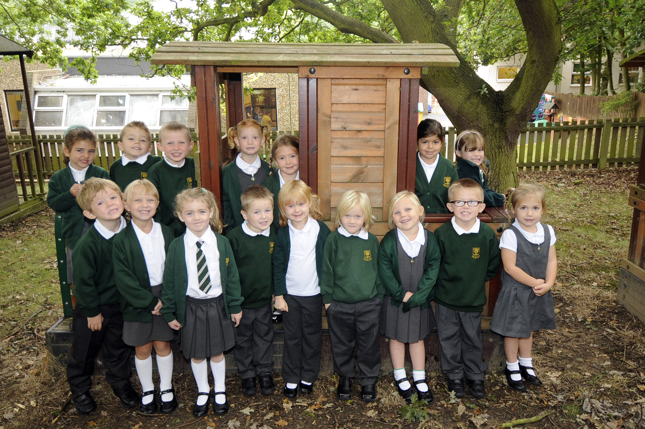 From the archives: Part 2 of the 2010 primary school starters pictures