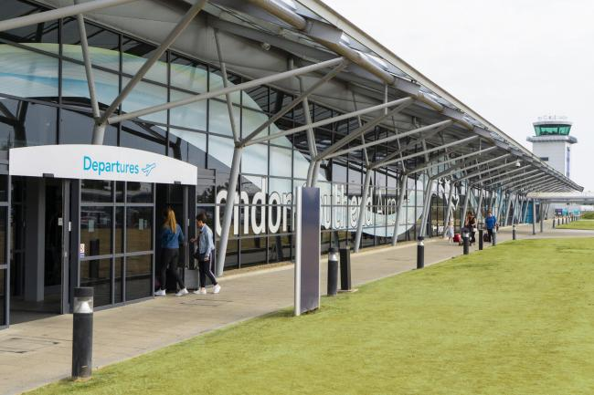 Essential maintenance - Southend Airport