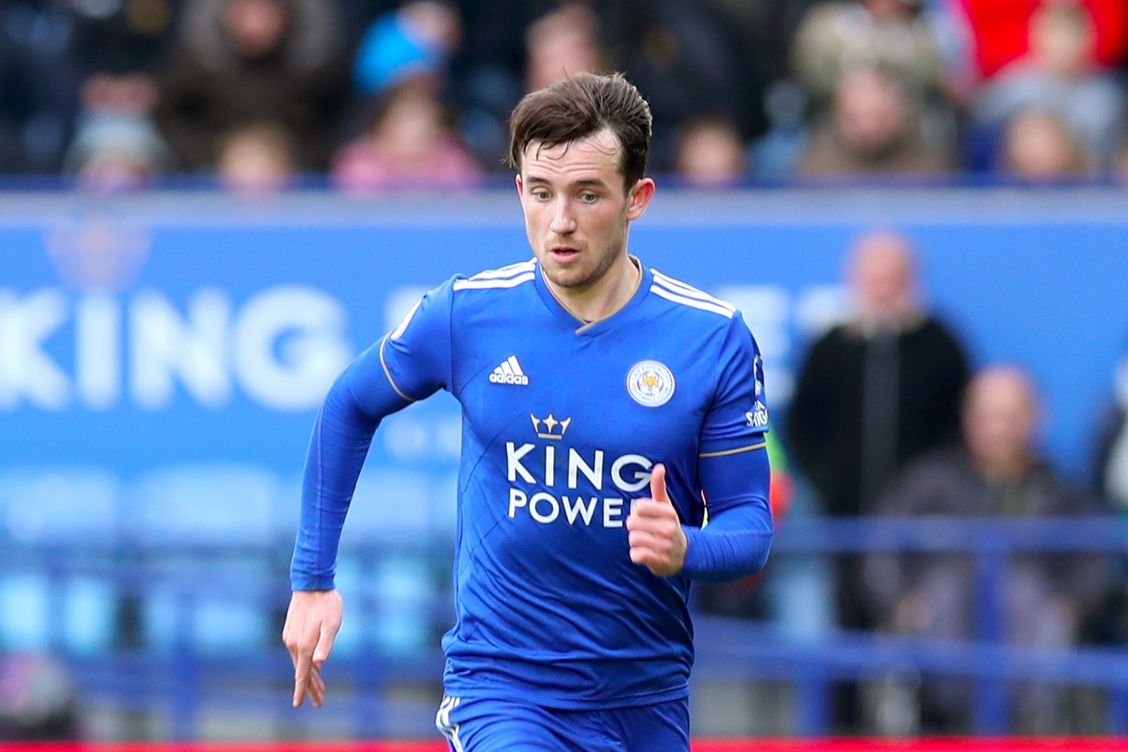 Leicester's Ben Chilwell is likely to be in demand