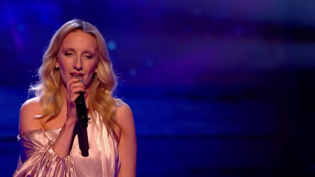 Performer - Sarah Tucker starred on the The Voice on ITV
