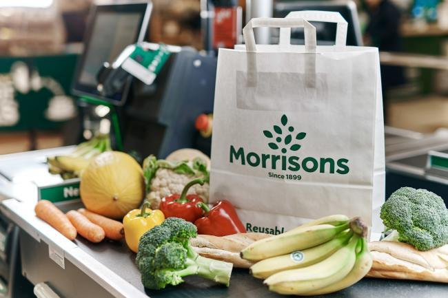 Morrisons to donate £10m of products to foodbanks. Picture: Morrisons