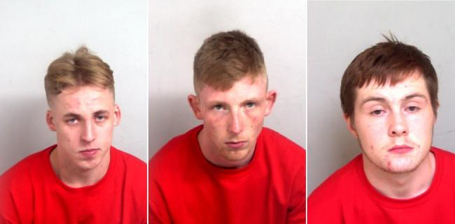 Jailed - Charlie Stutz, Reece Dadson and Brandon Garrett