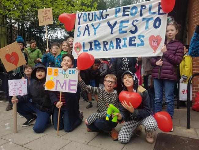 Libraries across Essex SAVED - County Hall reveals no libraries will close