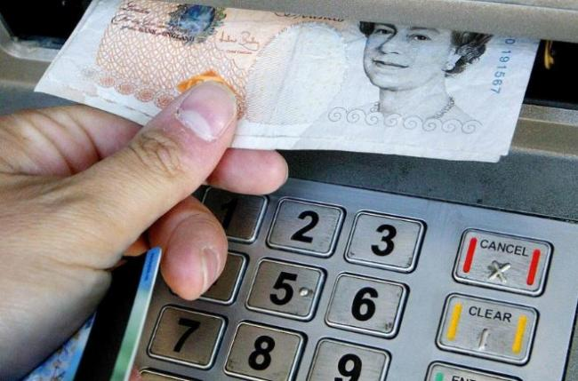 Robber with long criminal history targeted OAP at ATM... and dodges jail