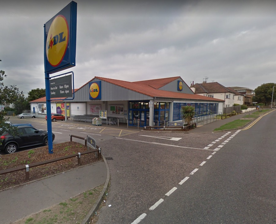 New system - Lidl took on the parking scheme in August 2017