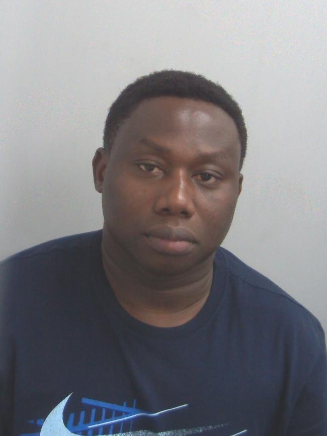 Jailed - Johnson Umax conned three nurses out of more than £100,000