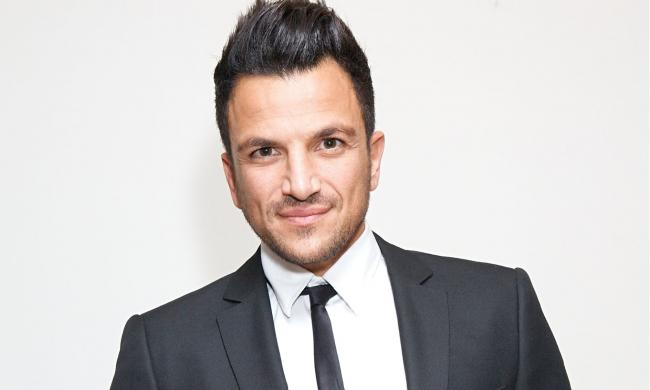 On stage - Peter André will appear in Grease at the Cliffs Pavilion. Picture: Piers Allardyce